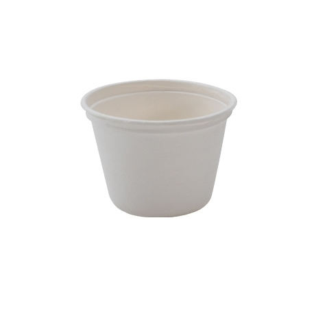 5 OZ PORTION CUP, BAGASSE (2,500) FINELINE SETTINGS