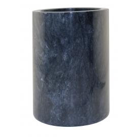 BLACK MARBLED CHAMPAGNE COOLER (EACH)