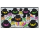 BEISTLE NEON SWING NEW YEAR'S PARTY FAVOR KIT FOR 50 PEOPLE