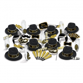 BEISTLE 80205-50 THE GREAT 1920'S ASSORTMENT FOR 50