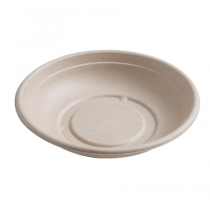 FINELINE SETTINGS 24 OZ ROUND BAGASSE BOWL PLA LINED IN THE CONSERVEWARE COLLECTION, 42RB24 (300)