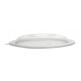 FINELINE CLEAR LID FOR 160 OZ PLASTIC BOWL, SUPER BOWL, 5160-L-CL (25)