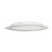 FINELINE CLEAR LID FOR 160 OZ PLASTIC BOWL, SUPER BOWL, 5160-L-CL (25)
