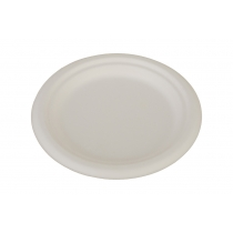 "SCT BAGASSE 6"" PLATE (500)"