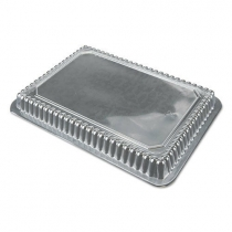 DPI PLASTIC DOME LID FOR 2.25 LB OBLONG CONTAINER, P250-500 (500)