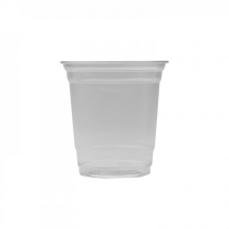 KARAT 8 OZ CLEAR PLASTIC PET CUP (1,000)