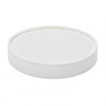 KARAT PAPER LID FOR 6-16 OZ GOURMET HOT/COLD CONTAINER (1,000)