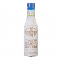 FEE BROTHERS TOASTED ALMOND BITTERS 5 OZ BOTTLE (EACH)