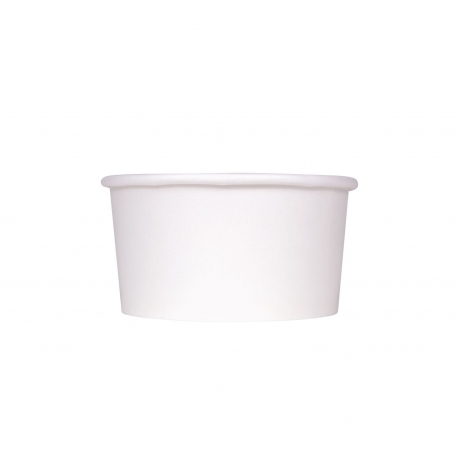 KARAT 6 OZ WHITE HOT/SOUP PAPER CONTAINER (1,000)