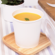 KARAT 16 OZ WHITE GOURMET HOT/SOUP PAPER CONTAINER (500)