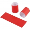 "EVERGREEN RED NAPKIN BANDS, 4.25"" X 1.5"" N9S240 (2500)"