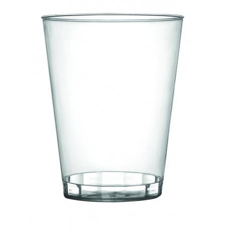 SHOT CUP, 2 OZ, HARD PLASTIC,