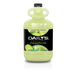 DAILY'S® 1/2 GALLON MARGARITA MIX, 1/2 GALLON JUG (EACH)