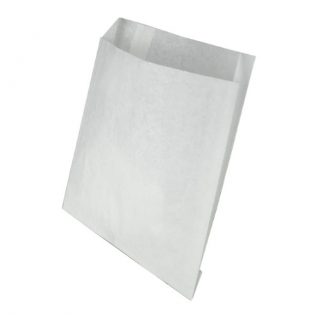 SANDWICH / PASTRY BAG, WHITE, GREASE-RESISTANT, 6 X .75 X 6.5 (2000)