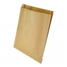 SANDWICH / PASTRY BAG, BROWN, GREASE-RESISTANT, 6.5 X 1 X 8 (2000)