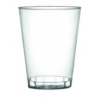 CUP, 8 OZ HARD PLASTIC TUMBLER
