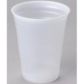 DART P16, 16OZ TRANSLUCENT PLASTIC CUP (1000) USE LID 24SL05