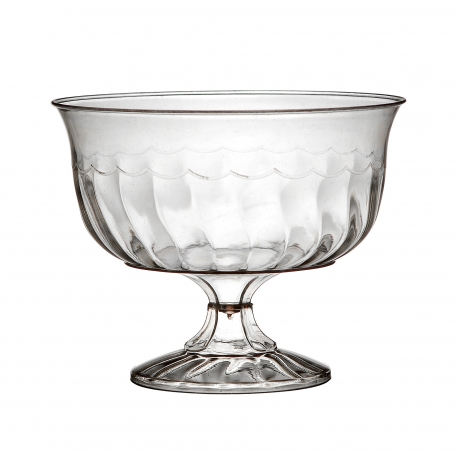 CUP, PLASTIC, 8 OZ, CLEAR, 1-P
