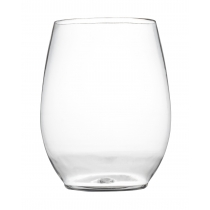 CUP, PLASTIC, 12 OZ, WINE, S