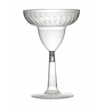 CUP, PLASTIC, 12 OZ MARGARITA,