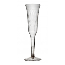 CUP, PLASTIC, 5 OZ, CHAMPAGNE,