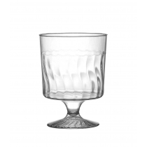 CUP, PLASTIC, 5.5 OZ, WINE,