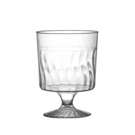CUP, PLASTIC, 5.5 OZ, WINE,