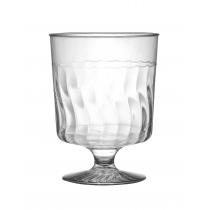CUP, PLASTIC, 8 OZ, WINE, 1-PI