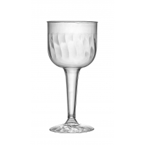 CUP, PLASTIC, 8 OZ, WINE, TALL