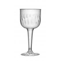 CUP, PLASTIC, 8 OZ, WINE, TALL