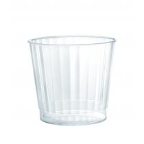CUP, PLASTIC, 9 OZ ROCKS, TUMB