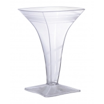 CUP, MARTINI, 2 OZ SQUARE, CLE