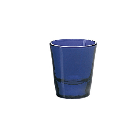 WHISKEY, 1.5 OZ SHOT, COBALT
