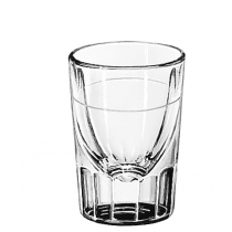WHISKEY, 1.5 OZ SHOT FLUTED,