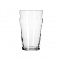 PUB GLASS, 20 OZ ENGLISH, HEA