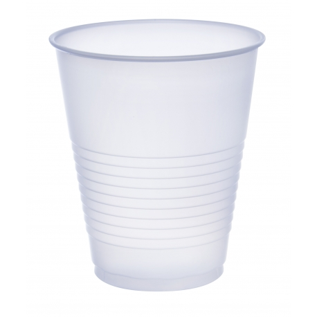 CUP, PLASTIC, TRANS, 12 OZ, Y1