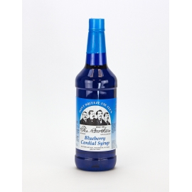 FEE BROTHERS BLUEBERRY CORDIAL SYRUP 1 QUART (EACH)