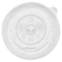 LID, FOR 16 OZ HOT/SOUP CONTAI