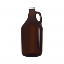 GROWLER JAR, 64 OZ, WITH LID,