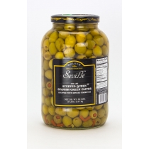 OLIVE, 1 GAL, QUEEN/PIMIENTO S
