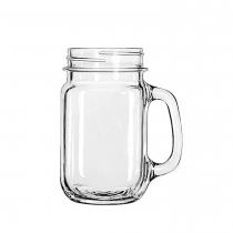 JAR, 16 OZ DRINKING JAR (12)