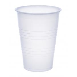 DART Y10, 10 OZ TRANSLUCENT PLASTIC CUP, (2500)