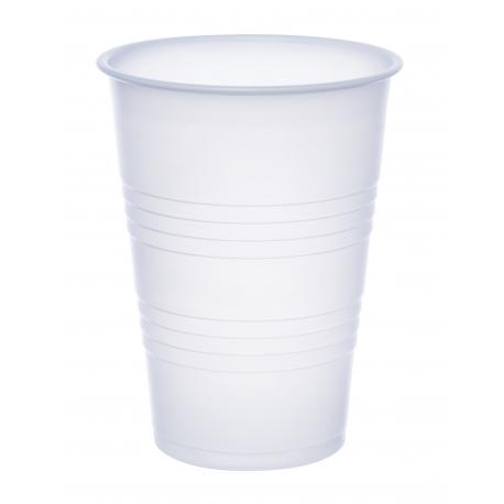 CUP, PLASTIC, TRANS, 10 OZ, 10