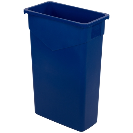 CONTAINER, 23 GAL, RECYLING