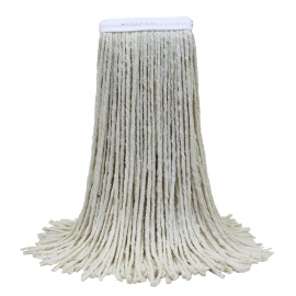 O-CEDAR 20 OZ ECONOMY MOP HEAD, CUT-END 97720V-3 (3/PACK)