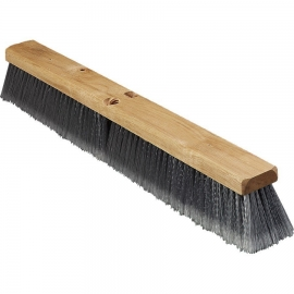 "TAMPICO 24"" PUSH BROOM HEAD,  MEDIUM SWEEP, HEAD ONLY (EACH)"