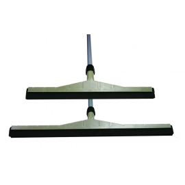 "UPDATE INTERNATIONAL 22"" FLOOR SQUEEGEE W/DOUBLE FOAM HEAD, FS-22P (EACH)"