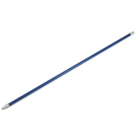 "60"" BLUE METAL HANDLE FOR DECK BRUSH, HANDLE ONLY (EACH)"