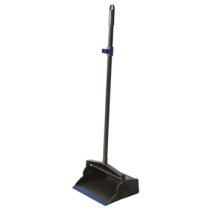 BROOM, LOBBY PAN, W/HANDLE WET