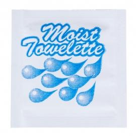 """MOIST TOWELETTES, 4.5"""" X 6.25"""", LEMON-SCENTED, FRESH NAP - 1,000 PER CASE"""